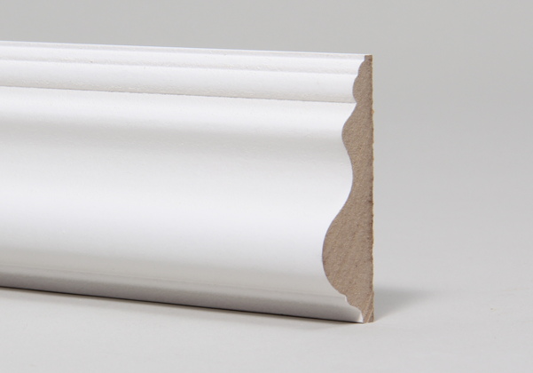 18 x 57mm Primed MR MDF Dado Rail