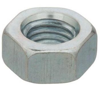 Galvanised Nut M10 & M12