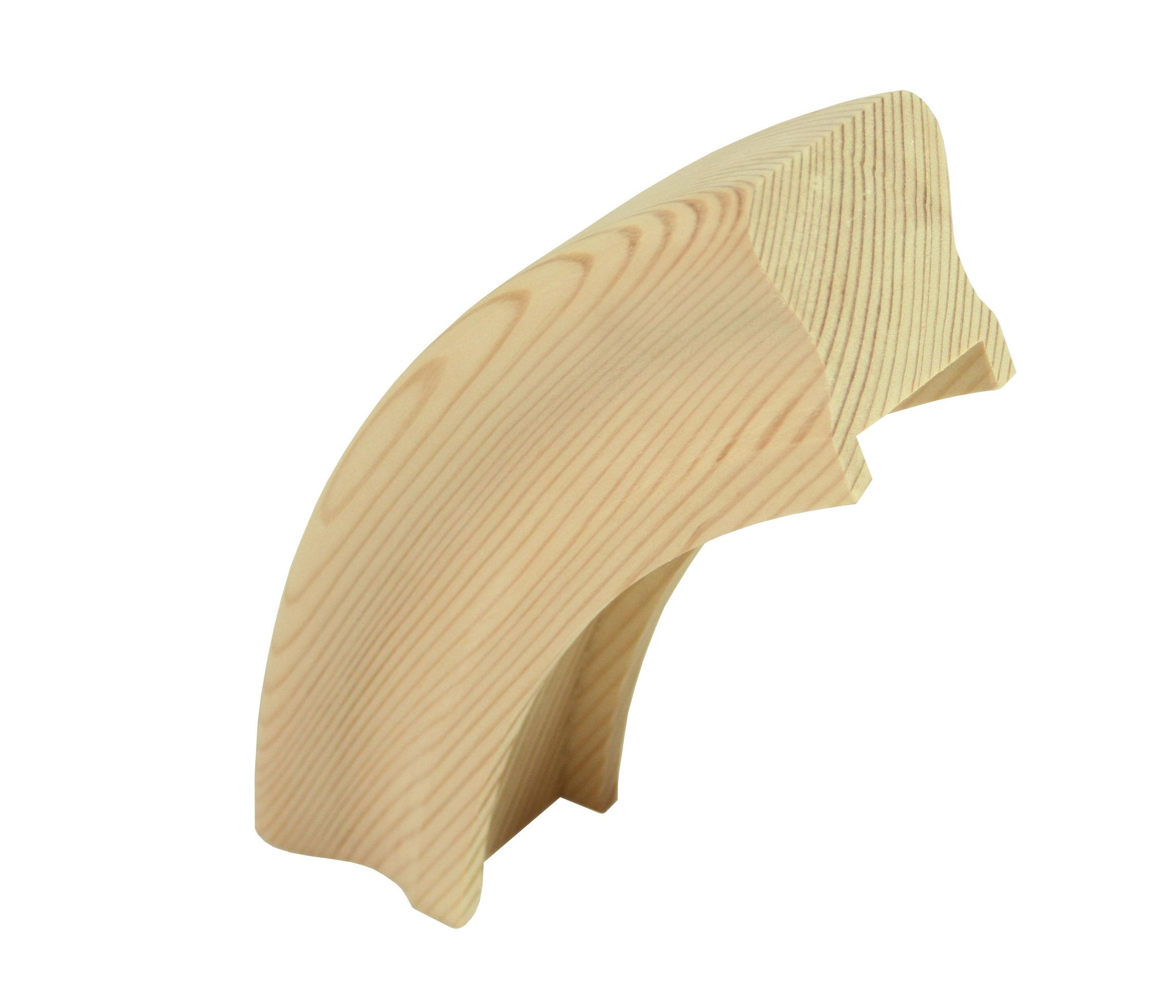 TRADEMARK Pine Convex Ramp - FSC Certified