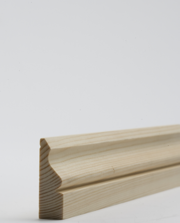 19 x 50mm Nom. Redwood Ogee Architrave. Premium Grade