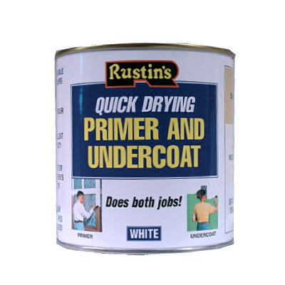 Rustins Quick Drying White Primer & Undercoat