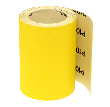 Aluminium Oxide Sanding Roll 5M x 115mm