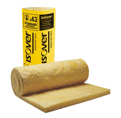 Isover Space Saver Insulation 4.5m2 Combi Cut