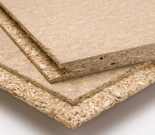 2400 x 600mm Moisture Resistant T & G Chipboard
