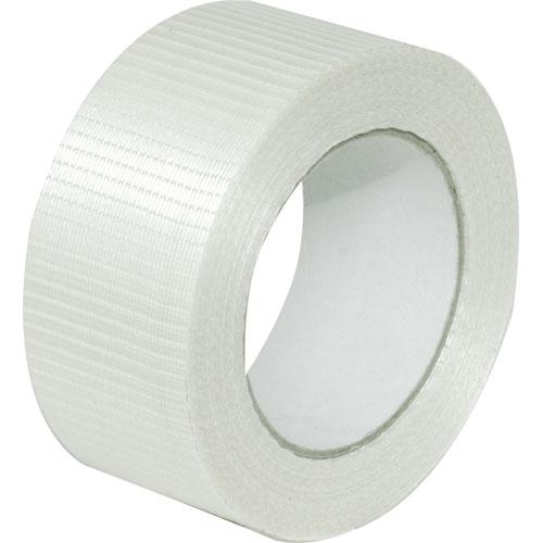 White Cloth Tape 50mm x 50m