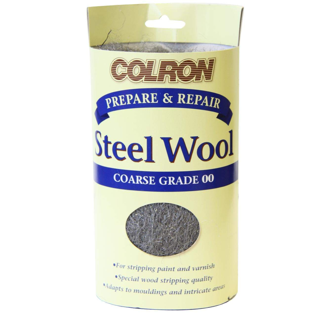 Colron Steel Wool 150g