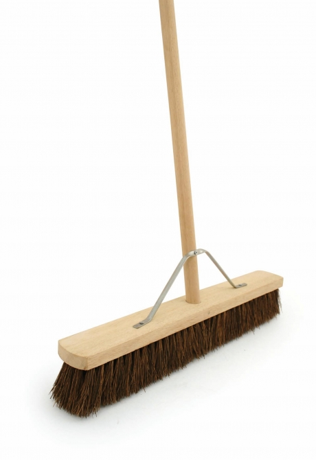 Bassine Head Broom with Stay & Handle