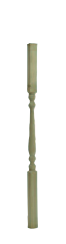 41 x 41mm Colonial Spindle Tan E Extra 0.9m