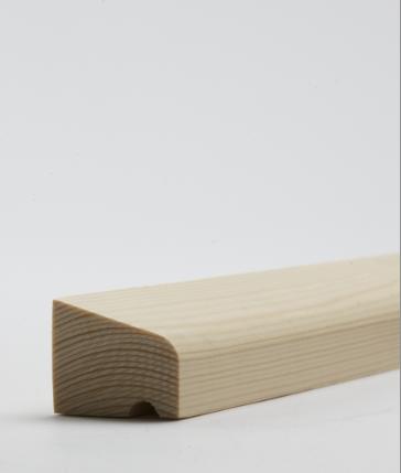 32 x 38mm Nom. Redwood Window Drip. Premium Grade.