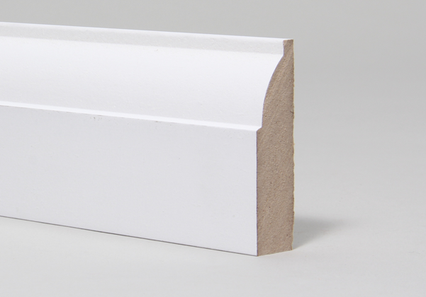 18 x 69mm Primed MR MDF Ovolo  Architrave