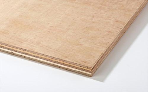 3050 x 1220mm WBP Far Eastern Malayan Plywood - PEFC™ Certified